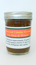 Enhanced Vitality Formula 210g for Men & Women