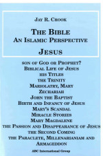 The Bible an Islamic Perspective, Jesus