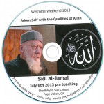 Adorn Self with the Qualities of Allah