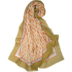 cypress-olive-green-orange-cream-blue-sofia-modal-super-soft-wrap-scarf-27-7611B.600w