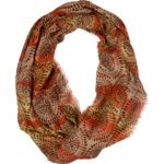 tanzania-taupe-brown-orange-lime-green-spice-modal-super-soft-infinity-loop-scarf-12-7617S.600w